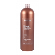 Бальзам с кератином Magic Keratin Kapous, 1000 мл.