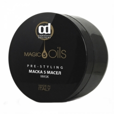 Маска для всех типов волос 5 MAGIC OILS PRE-STYLING CONSTANT DELIGHT, 500 мл.